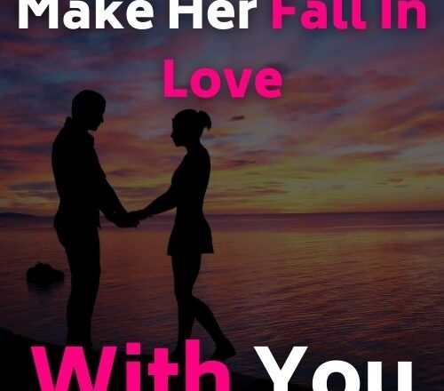 sweet words to tell a girl to make her fall in love with you.