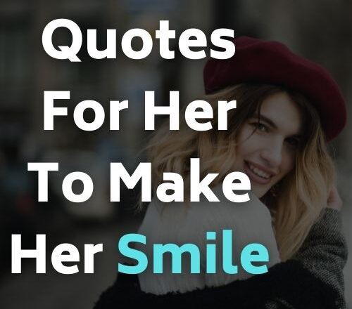 15+ Best New Romantic Quotes For Her To Make Her Smile